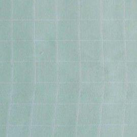 Lange à carreaux en coton biologique