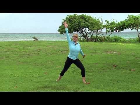 ▶ Workout with Miranda Esmonde-White, AGING BACKWARDS author - YouTube