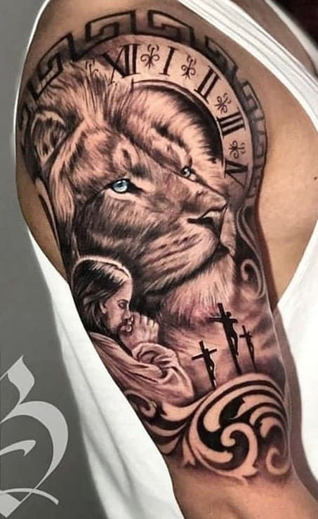 70 Female and Male Lion Tattoos | TopTattoos  – Tattoos