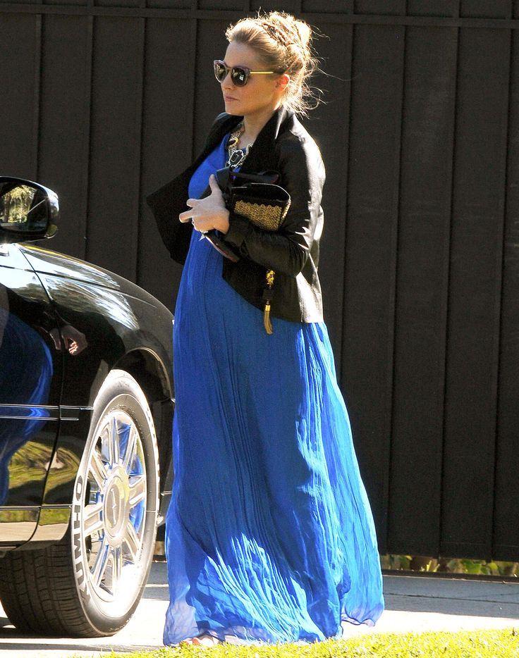 Kristen Bell: The Pregnant Actress