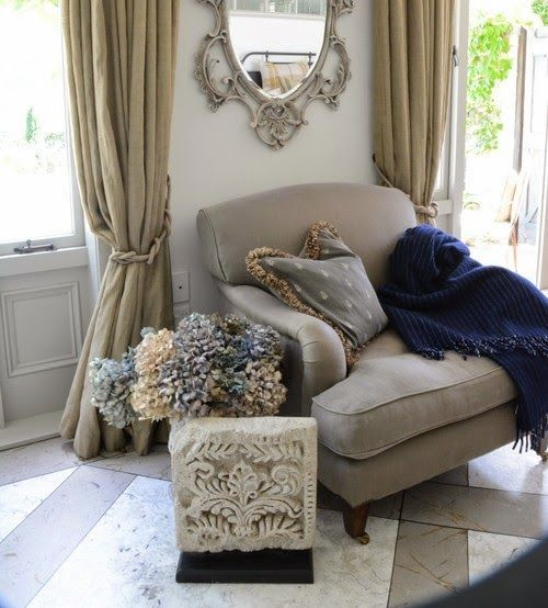 Lee Caroline - A World of Inspiration: An Exclusive Tour of Auckland Interior Designer Irene Crean's French Provencal Home - Final; Part Four