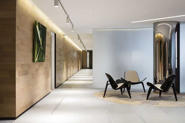 Image 1 of 8 from gallery of VMS Investment Group Headquarters / Aedas Interiors