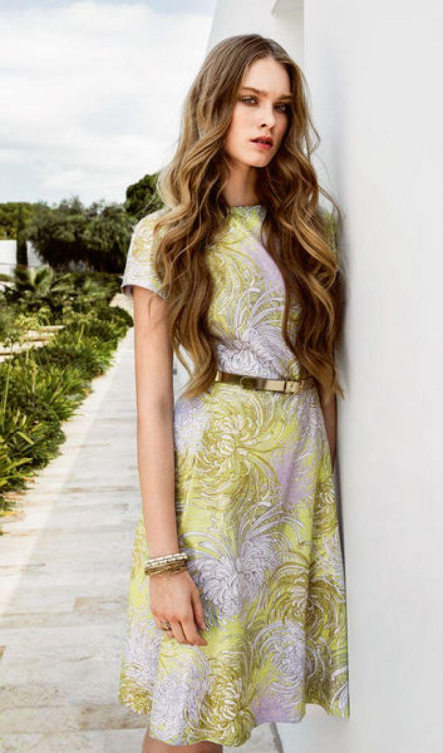 Платье: Burda 2/ 2014/ 101 / Burdastyle