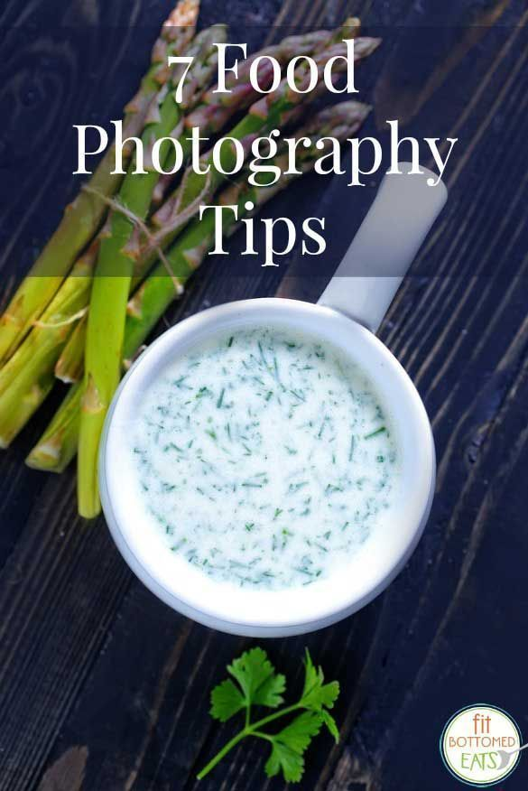 If you enjoy taking photos of eats as much as we do, then these food photography tips are for you! | Fit Bottomed Eats
