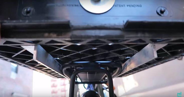 Panier de vélo détachable   La Fabrique DIY