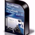 """Now you can have either your entire WordPress Site used as your Facebook Fan Page or with this custom plugin, just an individual WordPress Page as your Facebook Fan Page!"""