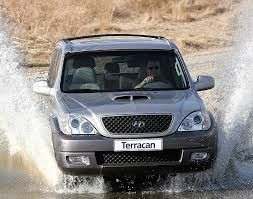 Image result for hyundai terracan