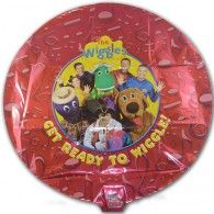 45cm Wiggles New Group $9.95 (filled with Helium in Store) U27442