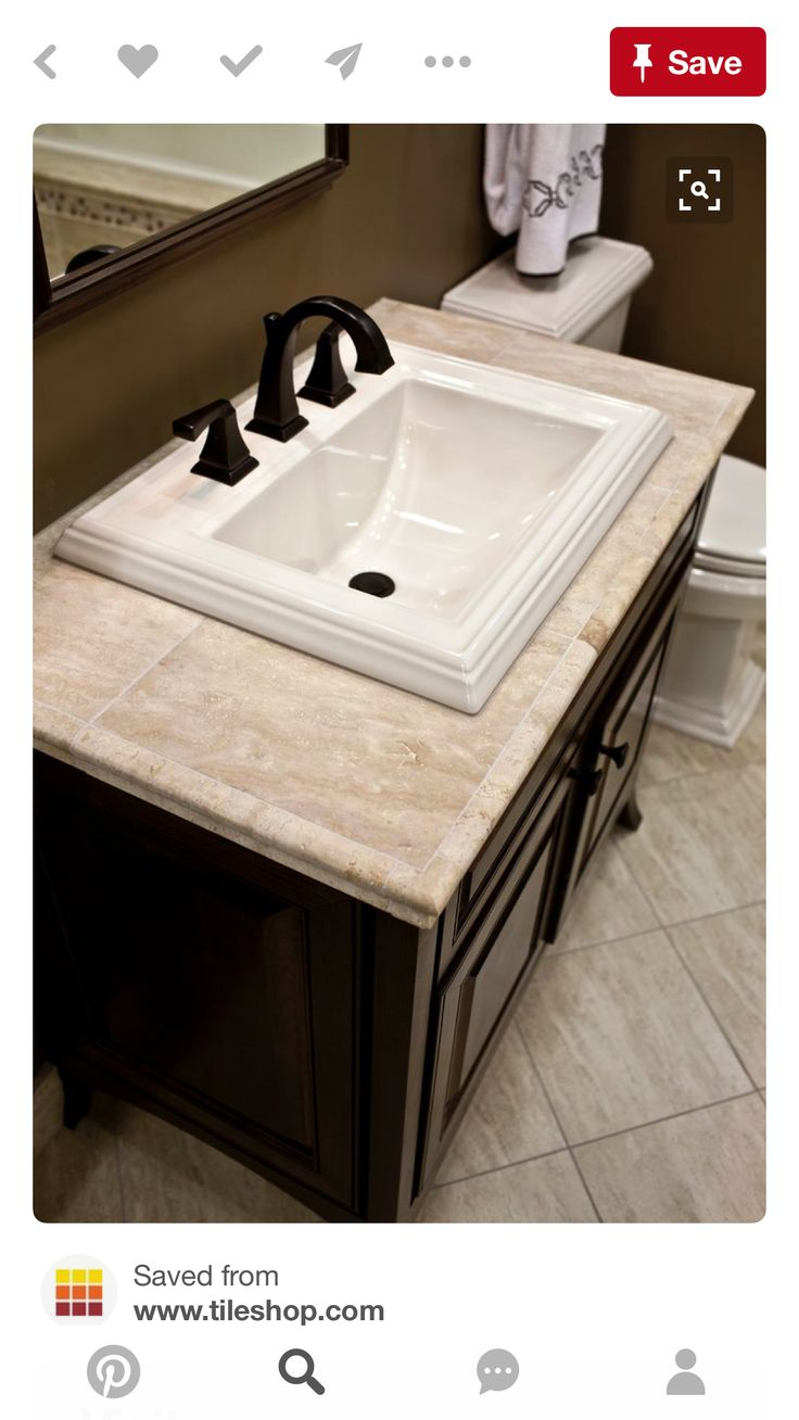 gallery countertop cabinets sink countertops in photo evansville bathroom