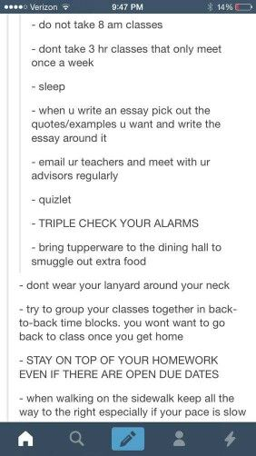 Truth. Except the essay one. Do ideas and quotes at the same time. Professors want your interpretations, not just summaries of the quotes or text.