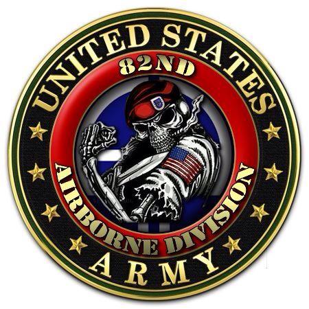 US ARMY 82D ABN