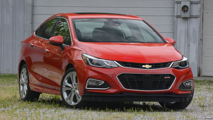 2016 Chevrolet Cruze First Drive