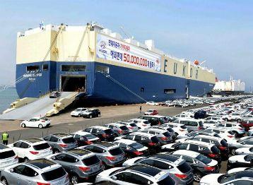 Corea del Sur sin TLC ya tiene el 23% de las importaciones, Economía - Dinero.com