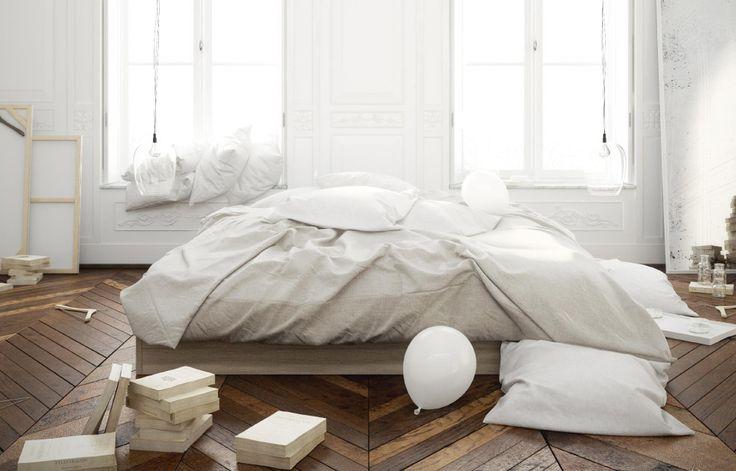 Alcuni utili consigli per migliorare l'aspetto della camera da letto