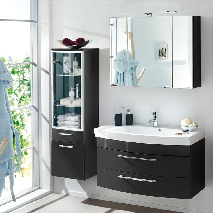 Die besten 25+ Moderne badezimmermöbel Ideen auf Pinterest - badezimmermöbel weiß hochglanz