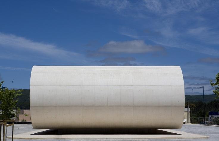 Paulo Tormenta Pinto Central Rodoviária  Rio Maior, Pt   http://www.ultimasreportagens.com/3.php  © Fernando Guerra, FG+SG Architectural Photography
