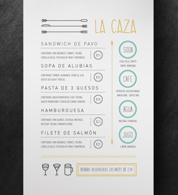 La Caza (Hotel) on Behance