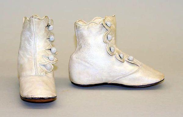 Shoes 1881   American   The Met