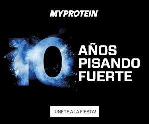 10 Aniversario Myprotein 2