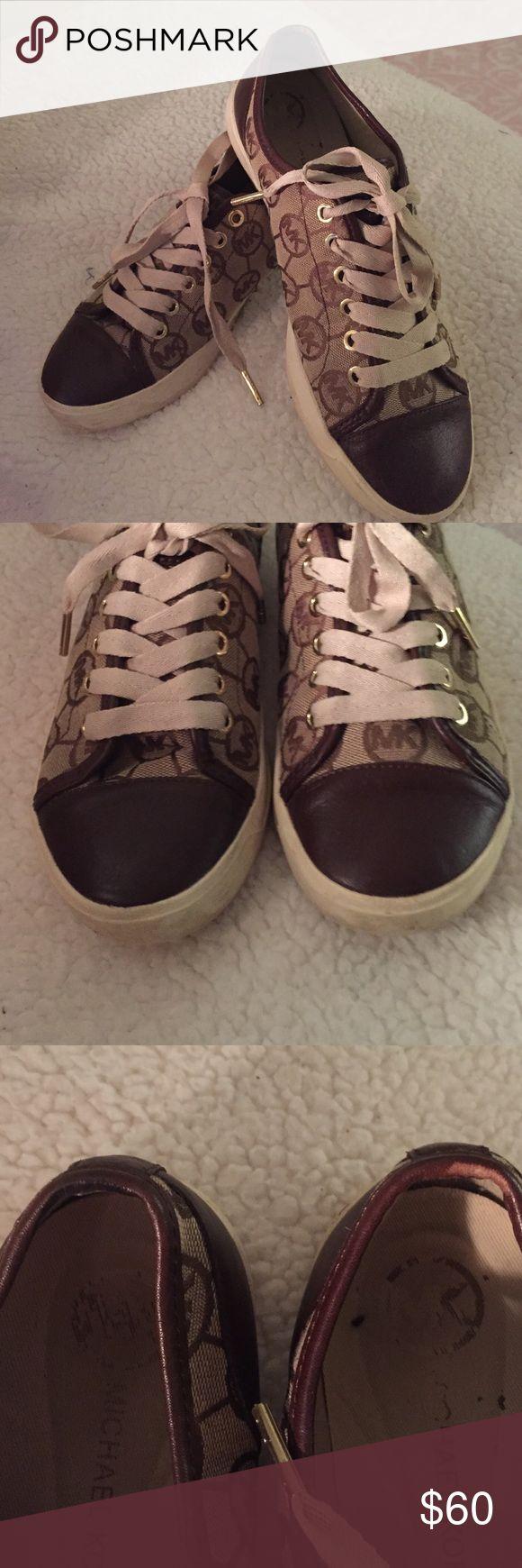 michael kors shoes velcro s across size 12 michael kors shoes sneakers. Black Bedroom Furniture Sets. Home Design Ideas