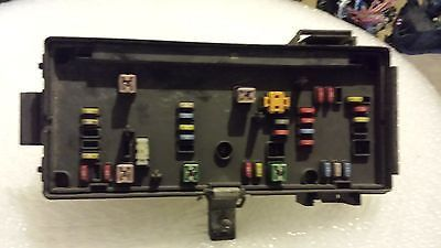 06 DODGE RAM 1500 5.7L HEMI FUSE BOX TOTALLY INTEGRATED