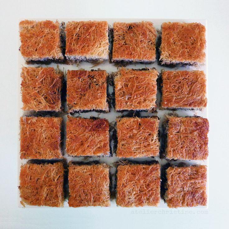 Mediterranean Kitchen Mastic: 25+ Best Ideas About Kataifi Pastry On Pinterest