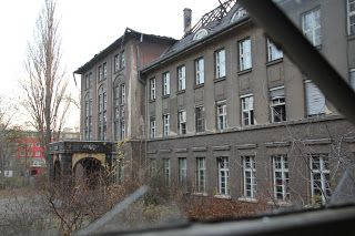 Lost hope: The abandoned children's hospital   Abandoned Berlin