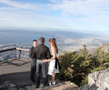 Weddings at Table Mountain – Table Mountain Weddings from Perfect Weddings Abroad