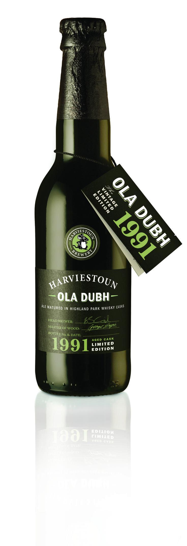 Ola Dubh 1991