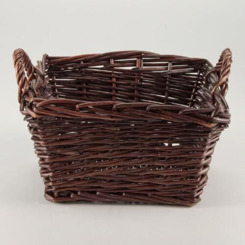 One of my favorite discoveries at WorldMarket.com: Medium Brown Jordan Basket