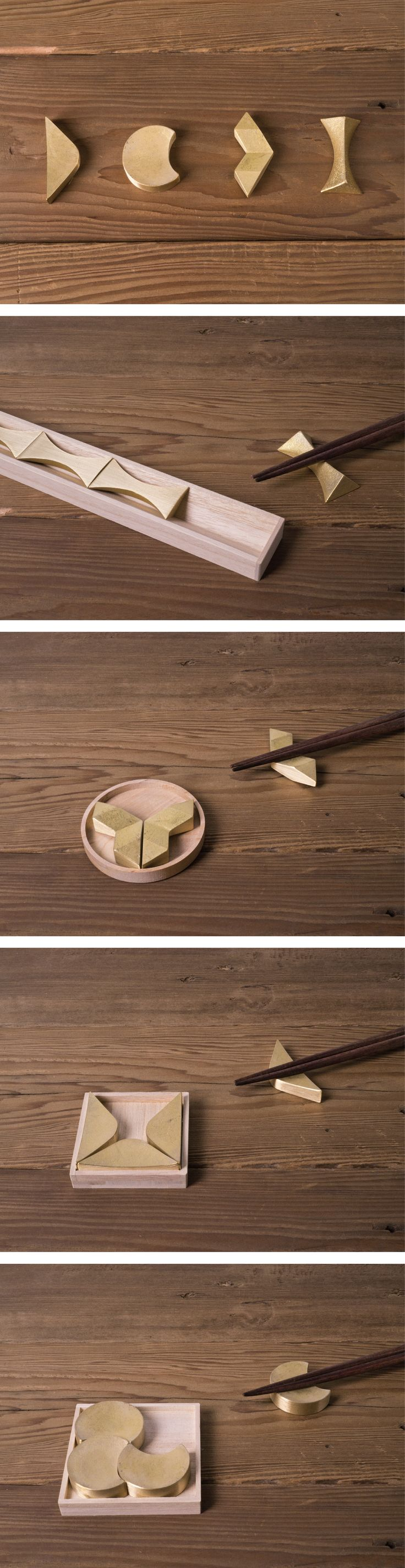 Chopstick Rests by Prime Collection #pinkoi #primecollection