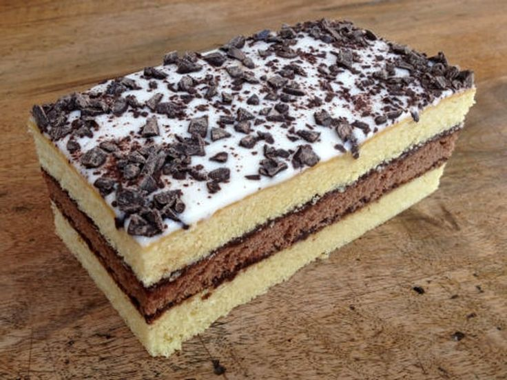 Gateau napolitain tupperware