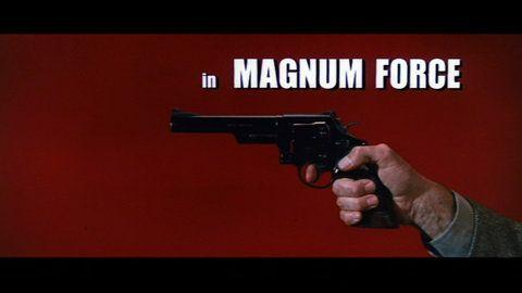 Magnum Force (1973) | the Movie title stills collection: Updates