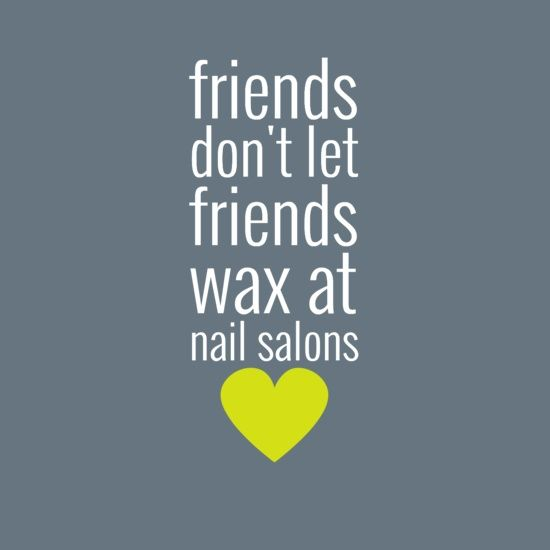 BLOG:Don't Let This Be You;  Wax Mishaps by Britnee Patjens   http://www.spavitabella.com/dont-let-this-be-you-wax-mishaps-by-britnee-patjens/