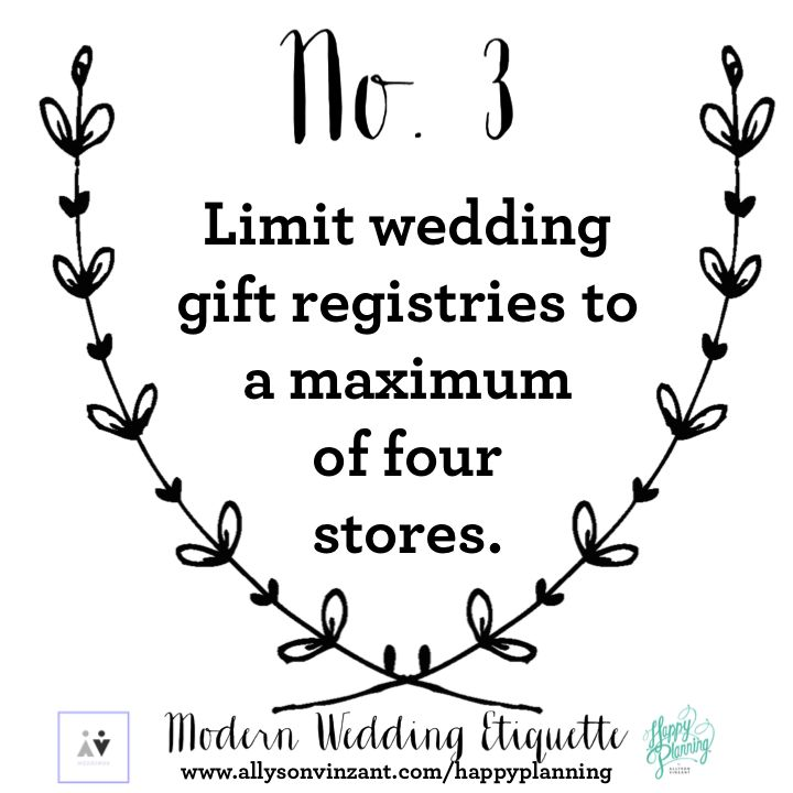 ... Weddings Blog on Pinterest Wedding happy, Wedding etiquette and All