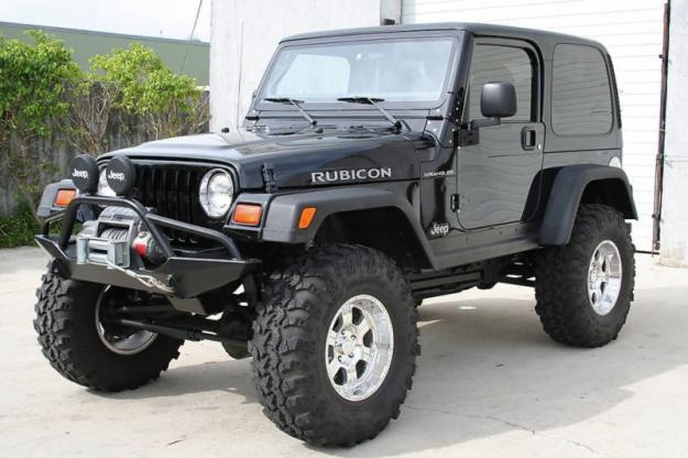 Lifted Jeep Wrangler. Drove like shit but looked awesome #JEEP Wheels Rims…