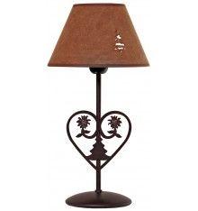 Lampe Mijoux Coeur 1L