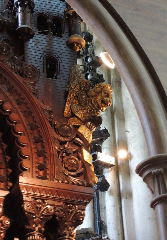 Les 87 meilleures images propos de 60 beauvais oise for Architecture gothique definition