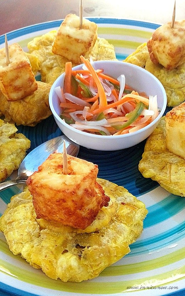 1091 best nicaragua su gente y comidas images on pinterest an appetizer that youll find on the menu at almost every nicaraguan restaurant is tostones con queso forumfinder Choice Image