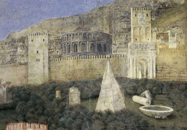 Andrea Mantegna Camera degli Sposi, Palazzo Ducale a Mantova