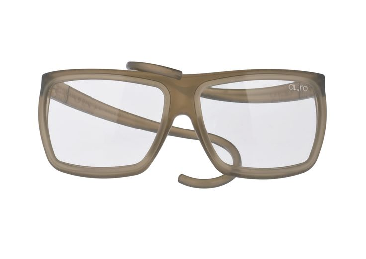 Turtledove - Transparent Lenses