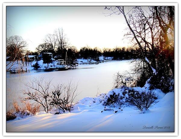 FEATURED Winter Wonderland in Maryland USA