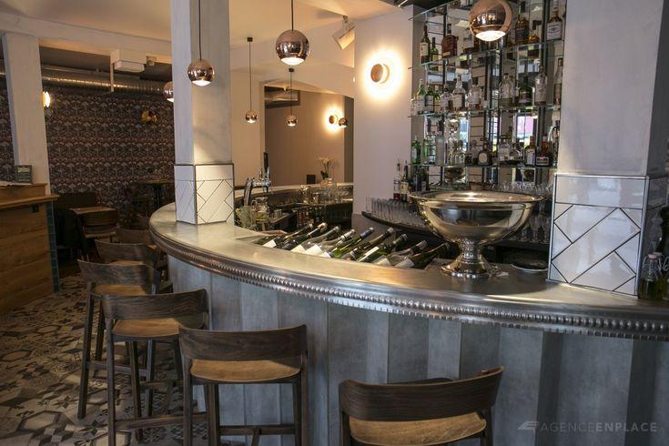 Istr cocktails bar - Paris