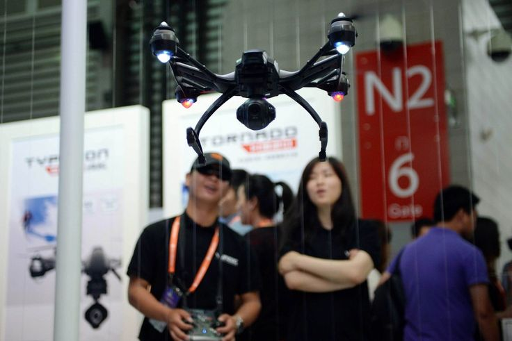 Most popular and innovative Chinese drone companies