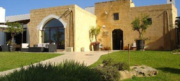 L'Antico Frantoio - Antica masseria del Salento a pochi chilometri da Gallipoli immerso nella quiete più assoluta