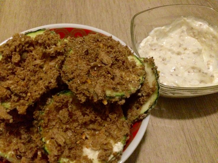 Courgettechips – Sport Foodblog