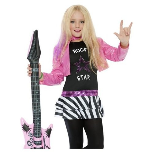 117 best just for fun images on pinterest clown makeup clown buy kids pop rock star punk outfit girls halloween costume solutioingenieria Image collections