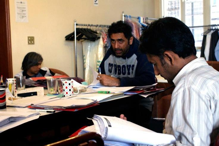 Hard Workers! — with Shahzad Nawaz