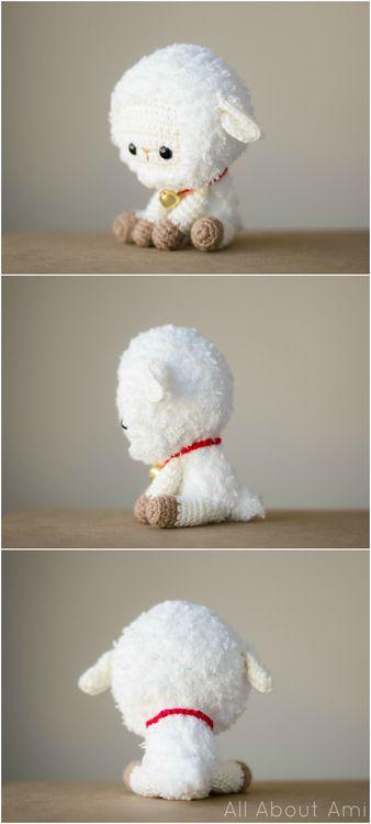 1000+ ideas about Crochet Sheep on Pinterest Amigurumi ...