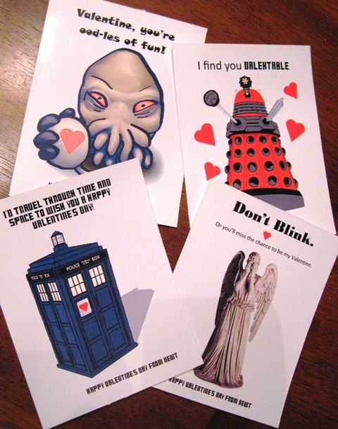 Dr Who Valentines Free Printables Dr Who Pinterest Doctor